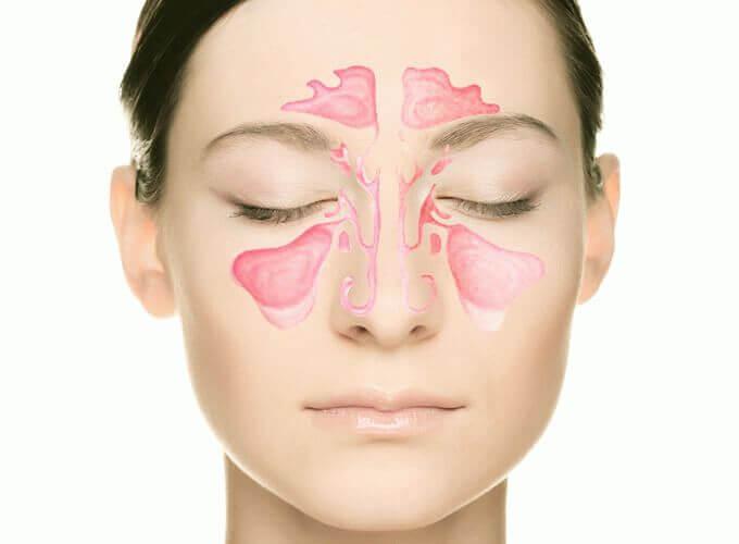 Лечение заболеваний носовых пазух